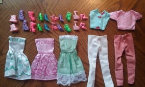 Doll Clothes 2