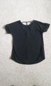 Black Strap Shirt 1
