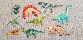 Glow Dino 2